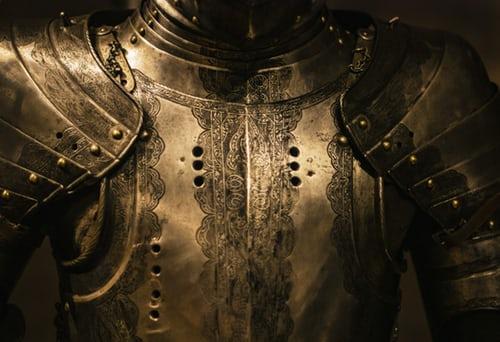 armor, unshaken, and grace image