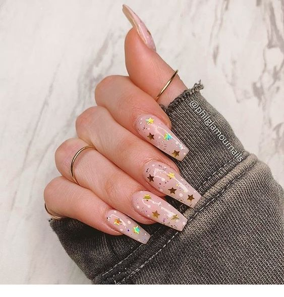 aesthetic, article, and nails image