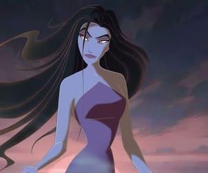 2d, animation, and goddess image