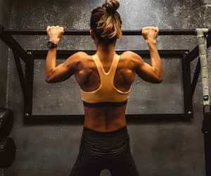 fitness, workout, and body image