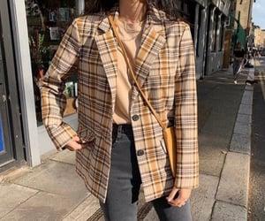 blazer, fancy, and fashion image
