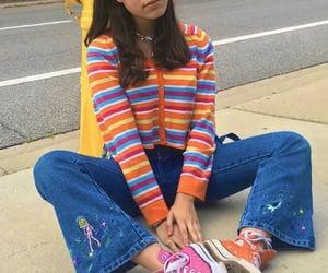 fashion, girl, and 90s image