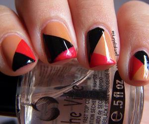 nails, beautiful, and nail art image