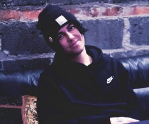 black, hat, and kellin quinn image