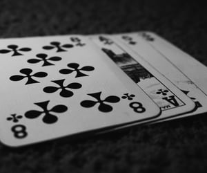 deck of cards, photography, and photo image