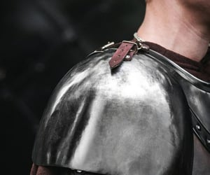 aesthetic, armor, and details image