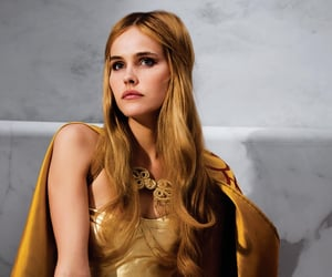 athena, goddess, and Isabel Lucas image