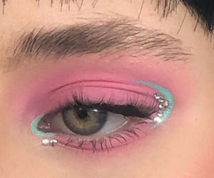 90s, euphoria, and eyes image