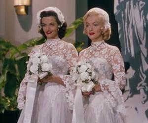 1953, bride, and Gentlemen Prefer Blondes image
