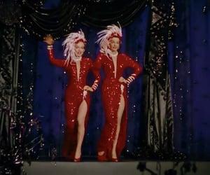 1953, dance, and Gentlemen Prefer Blondes image