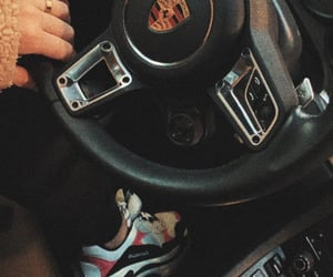 porsche, luxury girl, and luxury cars image