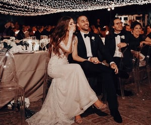 goals, wedding, and love image