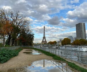 baguette, france, and travel image