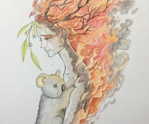 animals, hero, and art image