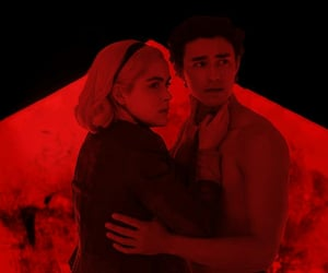 caos, couple, and tv series image