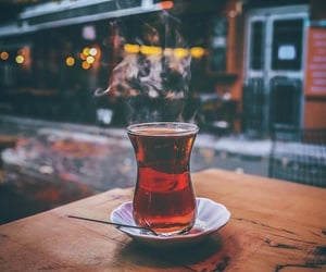 tea and istanbul image