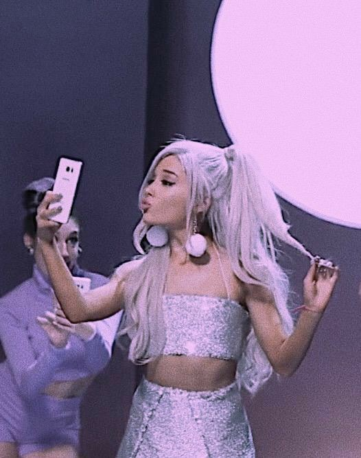 celebrity, gradient, and music video image
