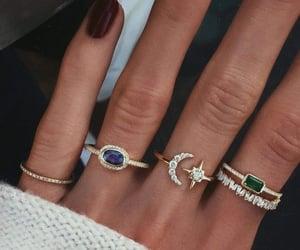 diamond, girly, and rings image