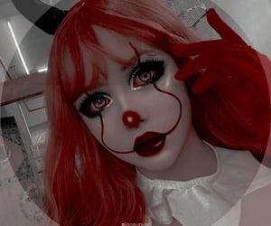 aesthetic, alternative, and creepy image