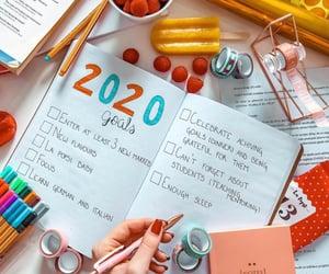 2020, food, and plan image