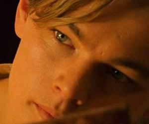 Leonardo di Caprio and titanic image