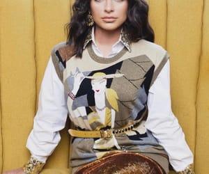 beautiful woman, latina, and makeup image