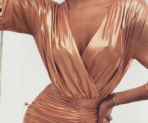 bling, dress, and elegance image