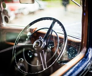aesthetic, vintage, and car image