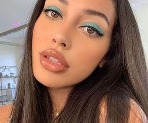 cindy kimberly, makeup, and blue image