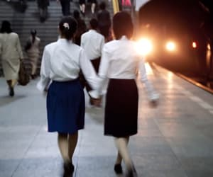 aesthetic, archive, and north korea image