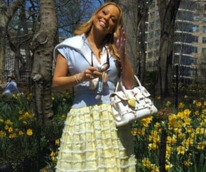 2000s, mariahcarey, and aesthetic image