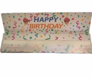 happy birthday, 🎁, and 🎉 image