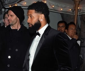 suits, odell, and odell beckham jr image