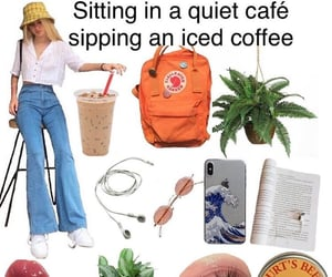 90s, book, and cafe image