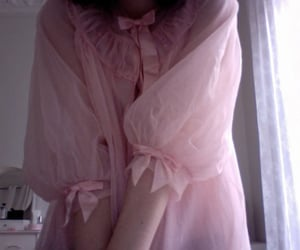 pink and pale image