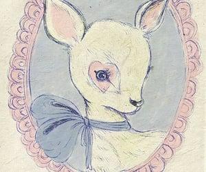 deer, kawaii, and lolita image