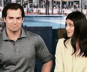 gif, Henry Cavill, and the witcher image