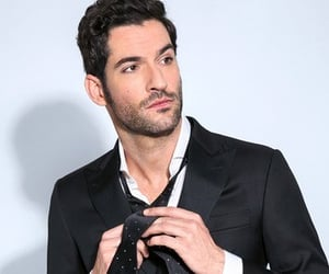 tom ellis and lucifer image
