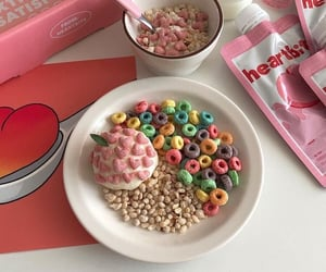 aesthetic, cereal, and inspo image
