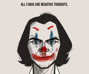 joker, quotes, and draw image