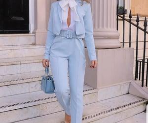 blue, fashion, and lagoon image