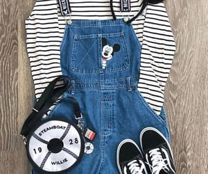 fashion, mickey mouse, and outfits image