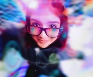 acid, blurry, and lsd image