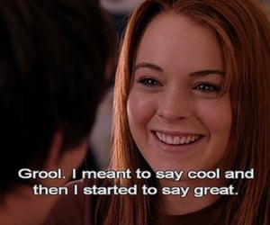 mean girls, lindsay lohan, and quotes image