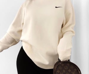 fashion, Louis Vuitton, and nike image