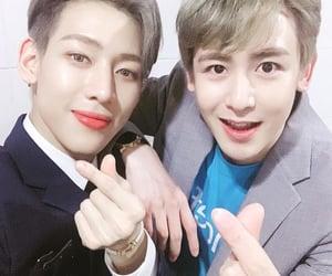 2PM, nichkhun, and jyp nation image