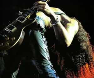 guitar, rock n roll, and saul hudson image