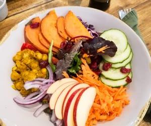 foodie, vegetarian, and buddha bowl image
