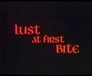 red, aesthetic, and lust image