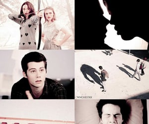 aesthetic, stiles stilinski, and stydia image